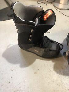 Size 12 burton tribute snowboard boots