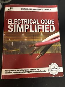 Electrical Code Simplified, 22nd Code Edition.