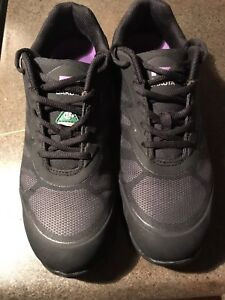 Women's safety shoes Sz. 10