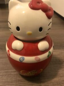 Hello Kitty Collectible Candy Jar