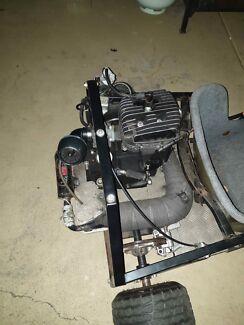 Homemade go cart Eagleby Logan Area Preview