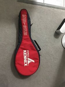 Tennis rackets and case for sale