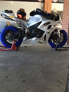 Honda CBR 600rr Track bike 2007 Albion Park Shellharbour Area Preview