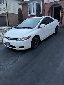 2008 Honda Civic EXL Coupe - VERY Good Condition