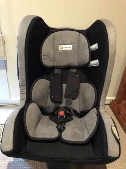 Infasecure Neon Birth To 4 Years Car Seat