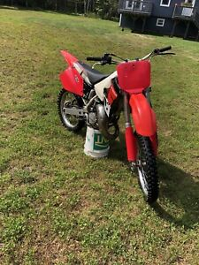 Cr 125 for sale!
