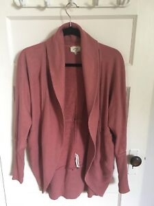 EUC Wilfred Diderot Sweater in Rose. Size XS