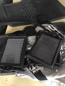 K&N air filters for infiniti fx50 fx37 fx35 Q70 q60