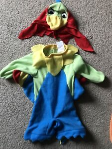 Halloween Costume Parrot for baby