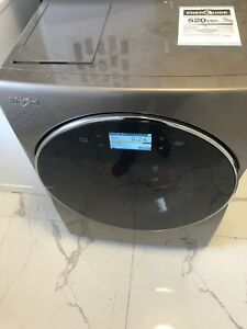 Whirlpool dryer and washer in one
