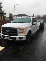 Lease take over 2017 Ford F150 Lariat
