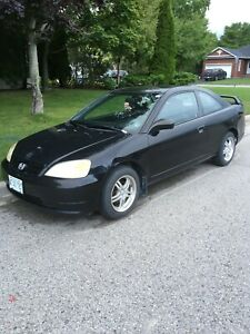 2003 Honda Civic 2 Dr