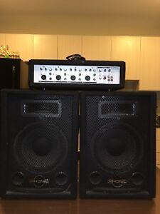 Phonic 408 PA System