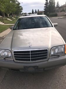 NEED TO SELL TRADE 1992 MERCEDES BENZ