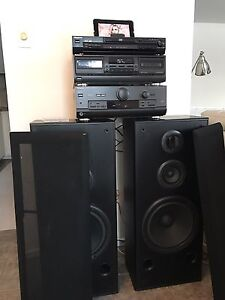Professional sound system Technics like New !