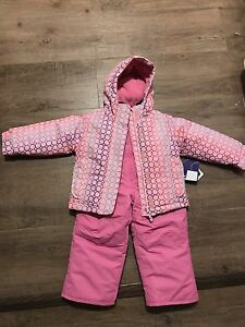 BRAND NEW WITH TAGS 3T WINTER COAT AND SNOW PANTS