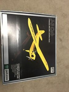 Parkzone j3 cub outdoor rc airplane