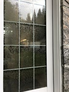 Foggy glass / window replacement