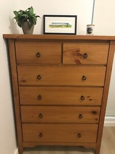 Quick sale!! Timber Tallboy