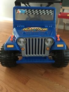 Brand New PowerWheels Jeep Wrangler