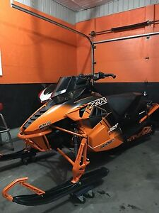 2014 Arctic Cat ZR9000 Bikeman Stage 4 1100 Turbo