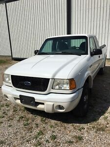 Ranger extended cab 2wd