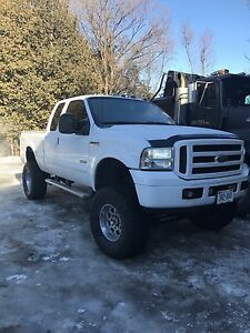 2005 Ford F-250 powerstroke