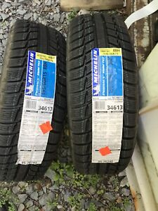 New 195/60R15 winter tires (2)