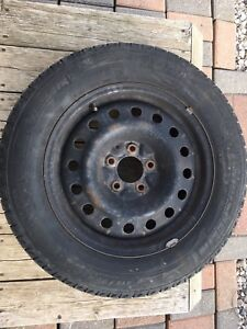 Snow Tires- Ford Fusion