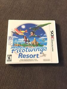 3DS pilot wings resort