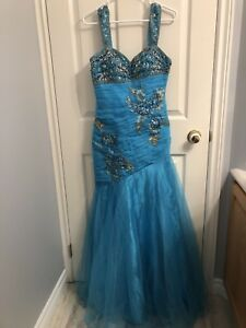 Size 8 and 6/8 Prom Dresses