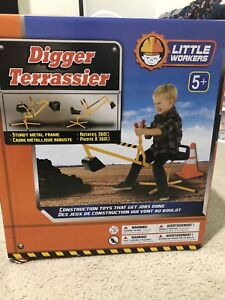 Little workers Digger Brand new