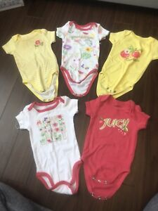 Baby girl lot NB/0-3