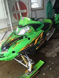 Lower price ! 2004 F7 Arctic Cat
