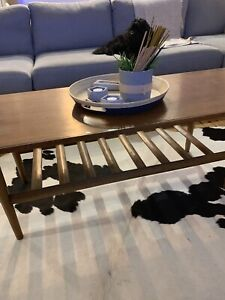 Retro Parker style coffee table
