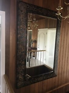 Exquisite large hall mirror cash and carry
