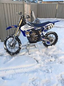 2015 YZ250F need gone