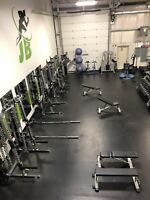 Gym/Training space available for Rent