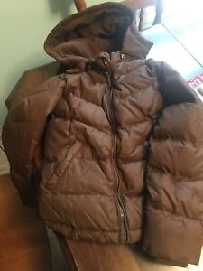 Size 8 gap winter jacket girls