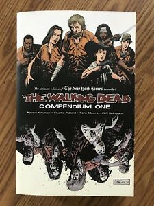 The Walking Dead Graphic Novels Compendium 1