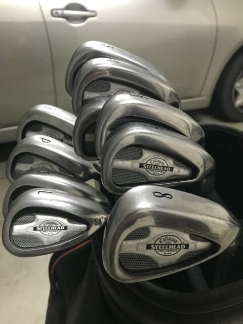 Callaway Steelhead X14 Pro Series Golf Clubs And Bag Golf Gumtree