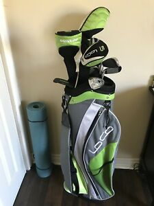 Lightly Used Woman's Golf Clubs