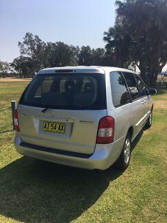 2001 Mazda MPV Mini Van V6 Auto
