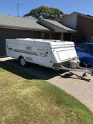 Jayco swan 2002 camper caravan North Wonthaggi Bass Coast Preview