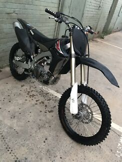 Yamaha YZ450F 2012 limited edition black *** NEGOTIABLE*** Adelaide CBD Adelaide City Preview