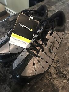 steel toe Working shoes size 11