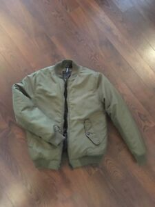 H&M Bomber Jacket men's size small