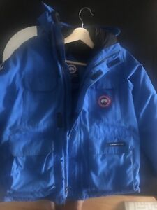 Canada Goose Winter down filled jacket Youth Large size 14-16