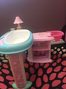 Baby bath/bed/changer