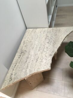 Stunning natural stone coffee table